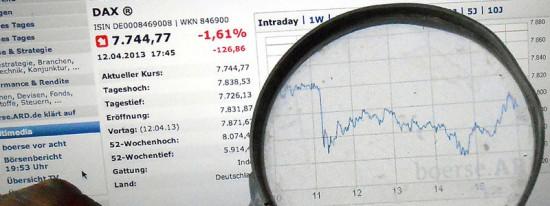 Aktien Wertpapiere