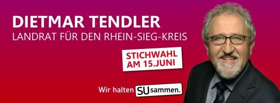 Dietmar Tendler Stichwahl