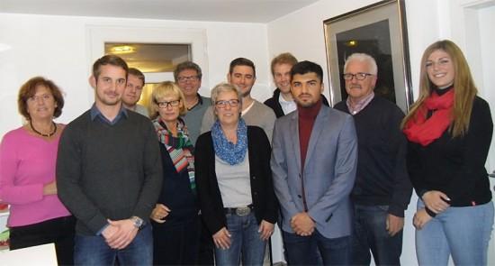SPD Vorstand 2015