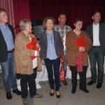 v.r.: Sebastian Hartmann, Ursula Prediger, Lutz Kürten, Karin Kasper, Heike Scharnhorst, Dirk Schlömer